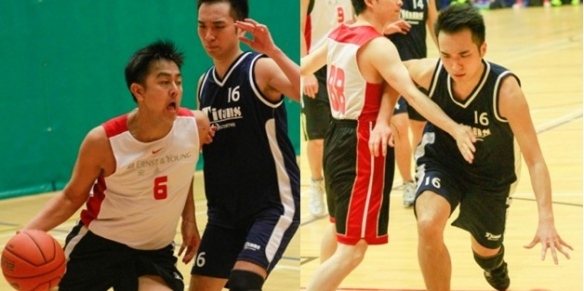 Titans vs Ernst & Young 17:61 Wong Ting Wai Bruce 16pts 3asts