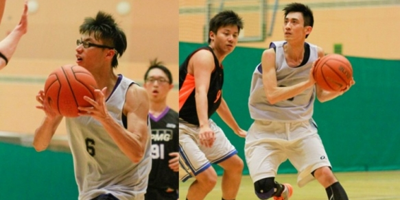 SENSE vs KPMG Thunder 33 vs 29 Mak Yiu Hong 3stl 11rebs
