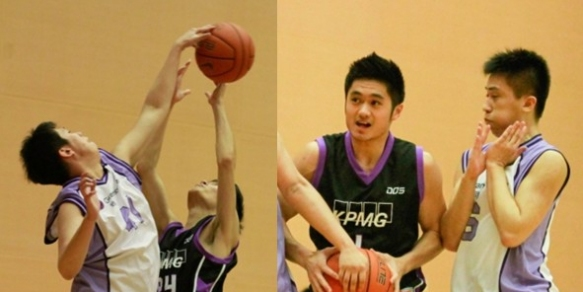 Grant Thornton vs KPMG 10:46 Sonic Stanley Lo 9pts 3asts