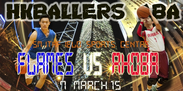 Flames vs Rhoba 7 March 15