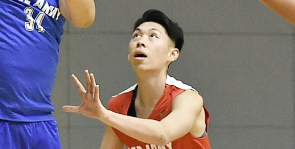 Most Efficient Player Week 3: Martin Lam (Red Army)