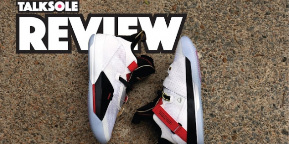 TalkSole Review - Air Jordan XXXIII